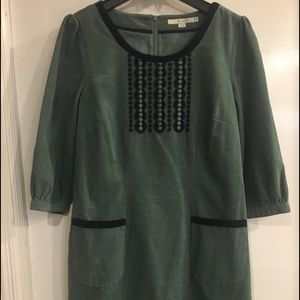 Boden corduroy dress, size 8